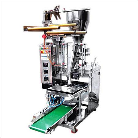 Automatic Rings, Puffs Pouch Packing Machine