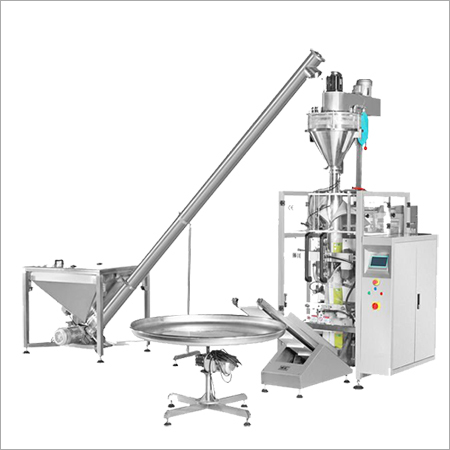 Automatic Besan Packing Machine