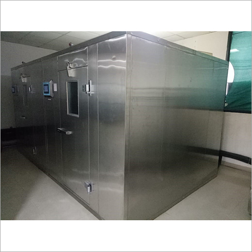 Walk In Stability Humidity Chamber