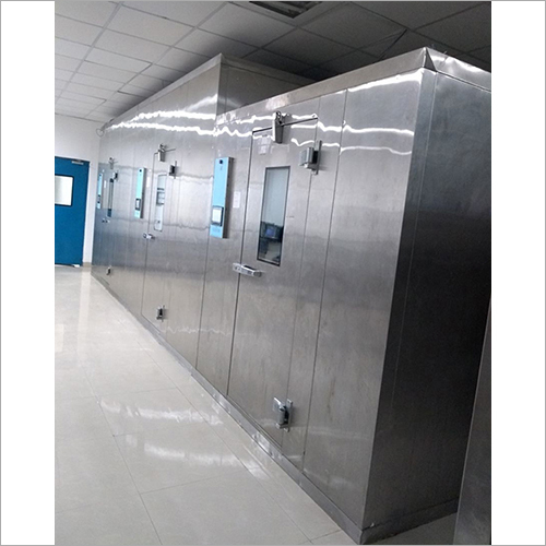 Walk In Cooling Cabinet