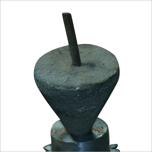 Cast Iron Plug With Rod