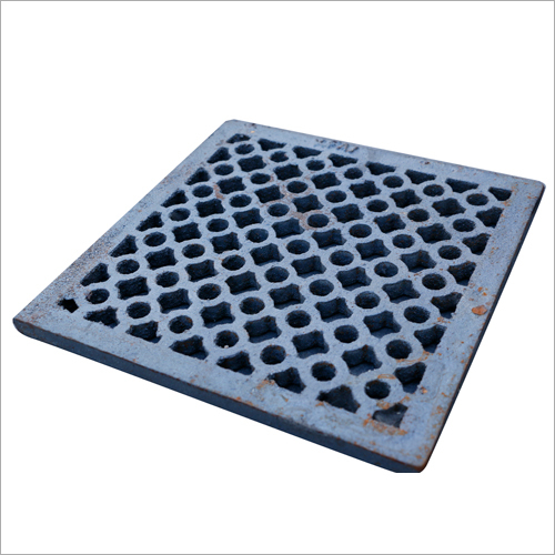 Cast Iron Floor Jali