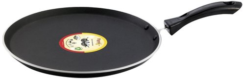 Pigeon by Stovekraft Non-Stick Forged Flat Tawa 280, 26 cm