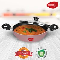Pigeon by Stovekraft Favourite Outer Lid Non Induction Aluminium Pressure Cooker