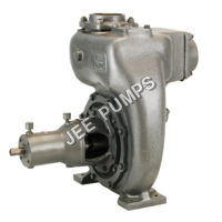 Self Priming Slurry Pump