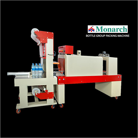 Sleeve Wrapping Machine Model 2