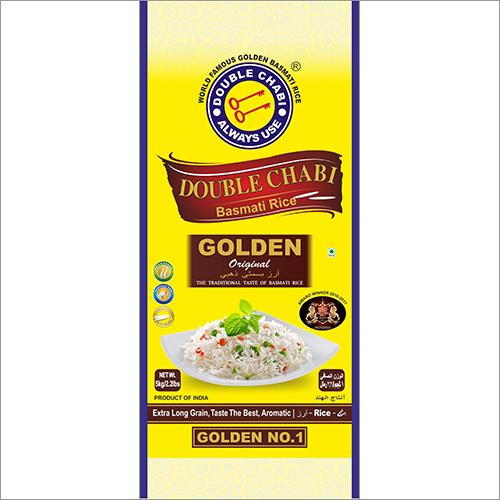 5kg Golden Basmati Rice