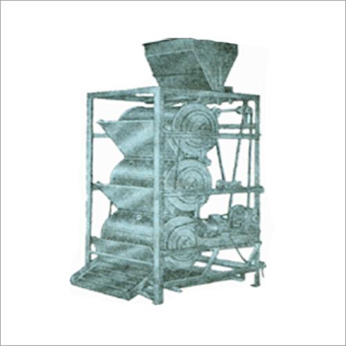 Triple Drum Type Permanent Magnetic Separator