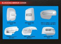 Blinking Mirror Cover