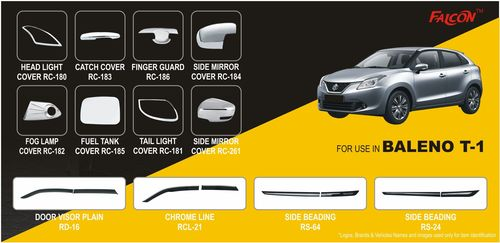 Baleno Car Accessories