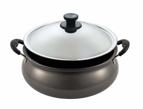 Pigeon by Stovekraft Non-Stick Gravy Pot with Lid