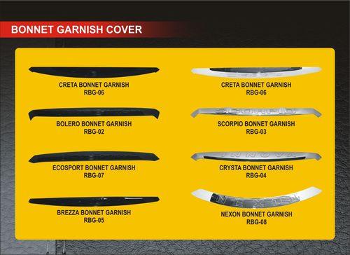 Car Bonnet Garnish Accessories