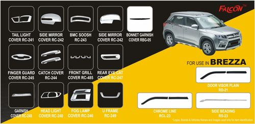 Brezza Car Accessories