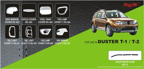 Duster Car Accessories