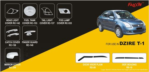 Dzire Car AccessoriesCar Accessories