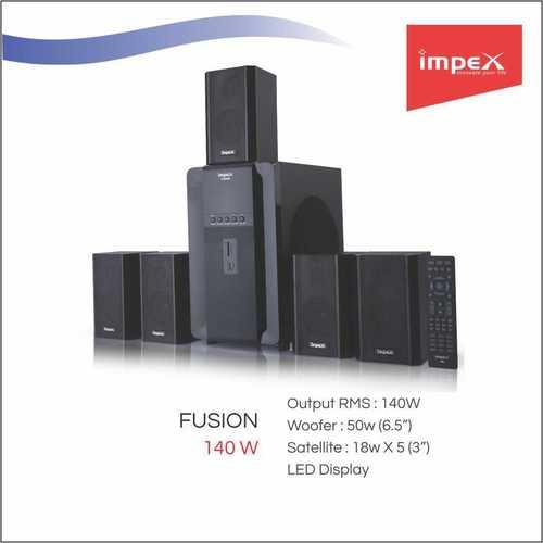 IMPEX Speaker 5.1 (FUSION)