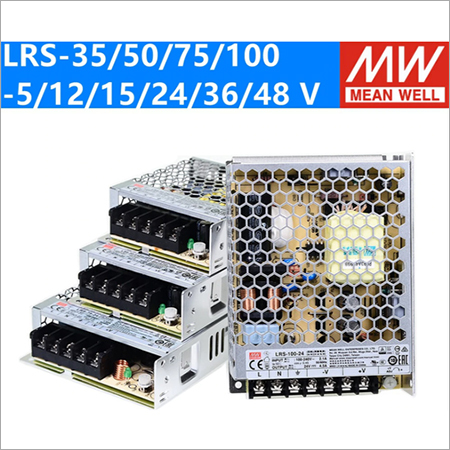 LRS-50-24 Meanwell Power Supply SMPS -2