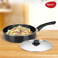 Pigeon by Stovekraft Deluxe Non-Stick Fry Pan, 25.5cm