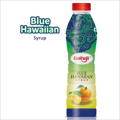 Blue Hawaiian Syrup
