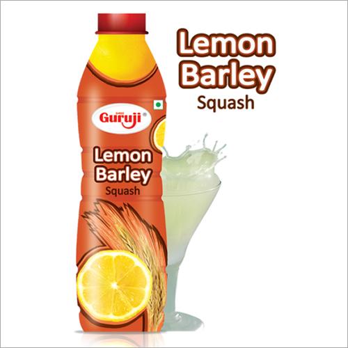 Lemon Barley Squash