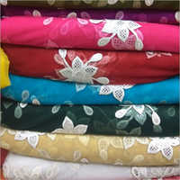 Ladies embroidered Dress Materials