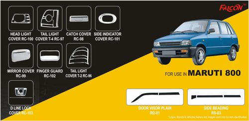 Maruti 800 Car Accessories