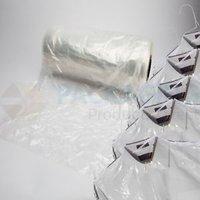 Dry Cleaner Plastic Bags Hanger Cut