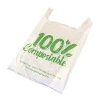 Printed Compostable Bags