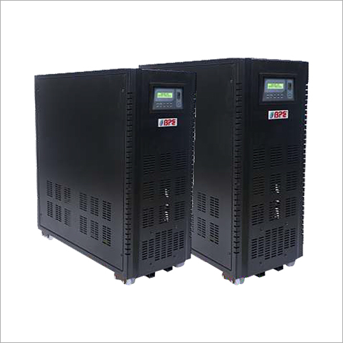 1 Phase Out Online UPS