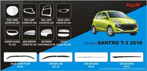 Santro 2018 Car Accessories