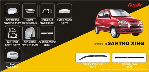 Santro Xing Car Accessories
