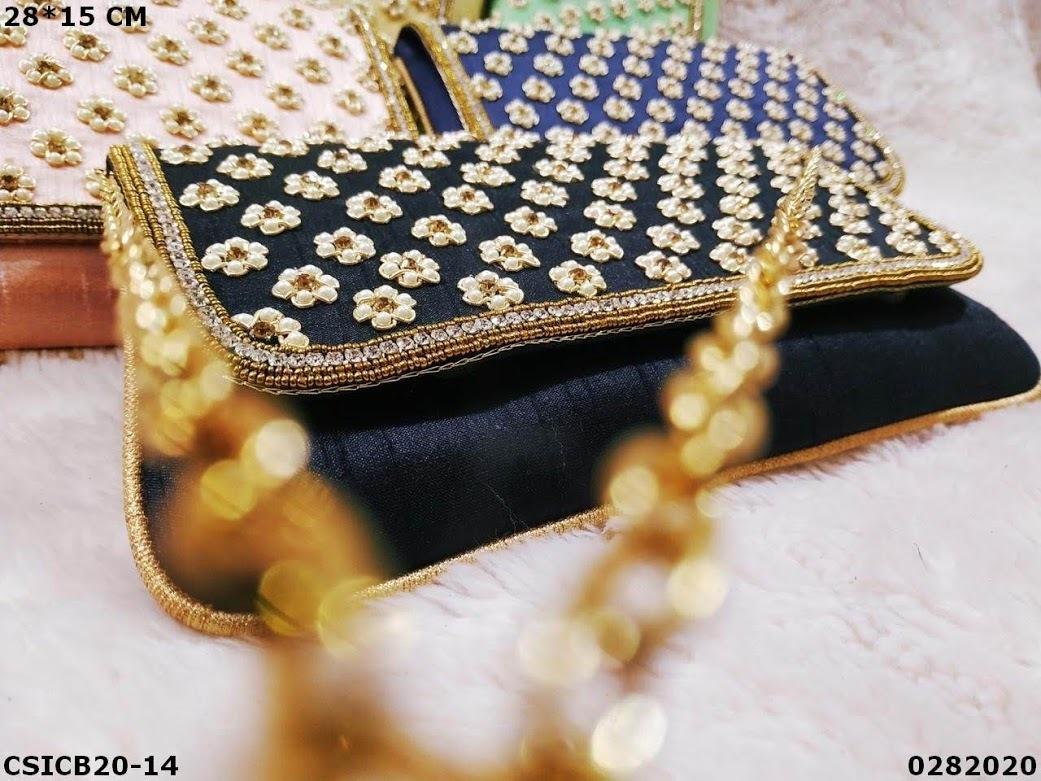 Beautiful and elegant clutch bags