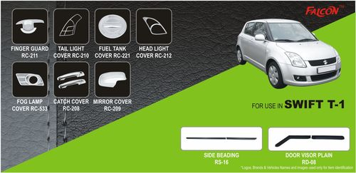 Swift Car Accessories All series