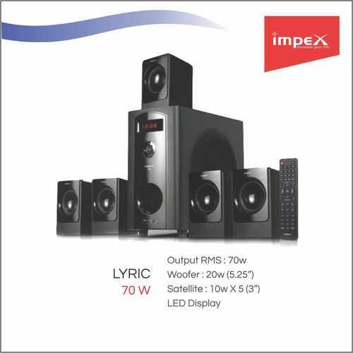 IMPEX Speaker 5.1 (LYRIC)
