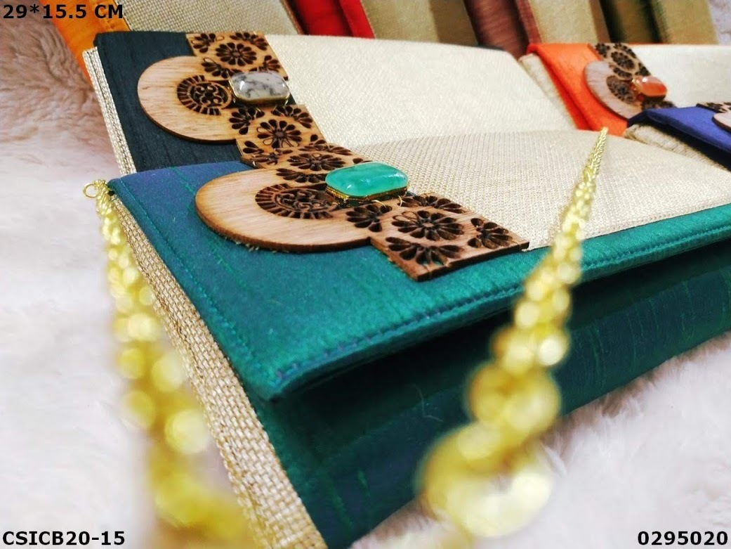 Beautiful and elegant clutch bags