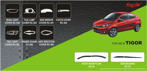 Tigor Car Accessories