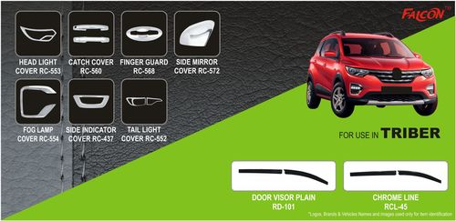 Triber Car Accessories