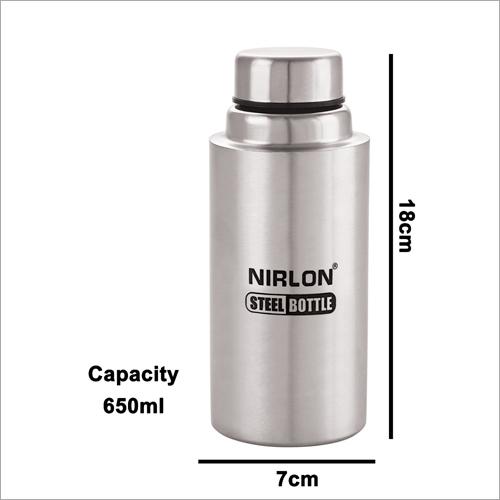 650 ml Steel Water Bottle