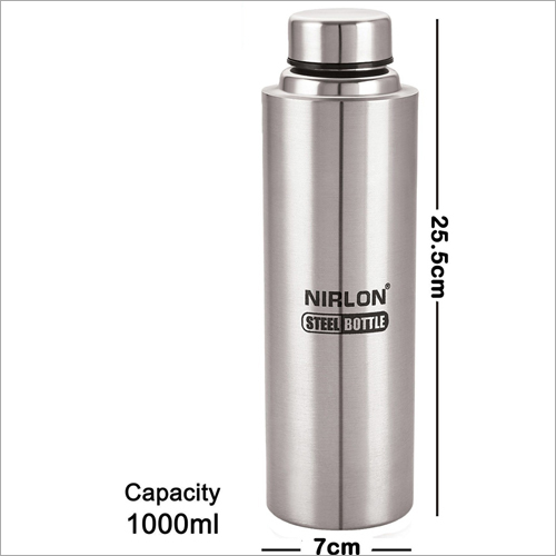 1000 ml Steel Water Bottle