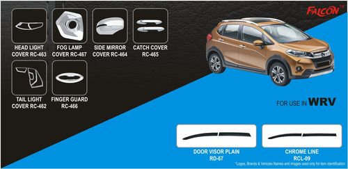 WRV Car Accessories
