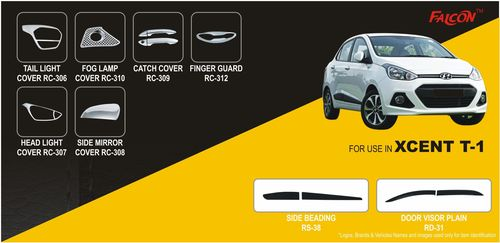 Xcent Car Accessories