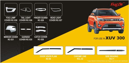 XUV 300 Car Accessories