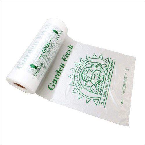 HDPE Printed Polyethylene Bags