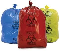 Garbage Bags for Hospital