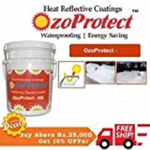Heat Reflective Paint