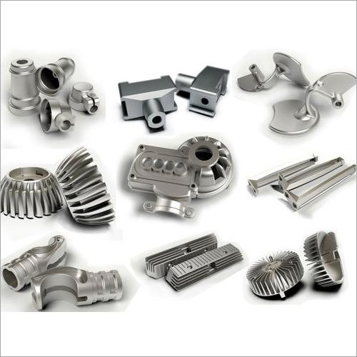 Aluminum Gravity Die Casting Parts