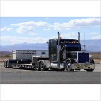 Truck Transport Logistics Freight Service