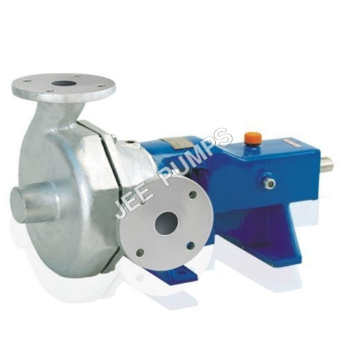 Centre Filter Press Feed Pump