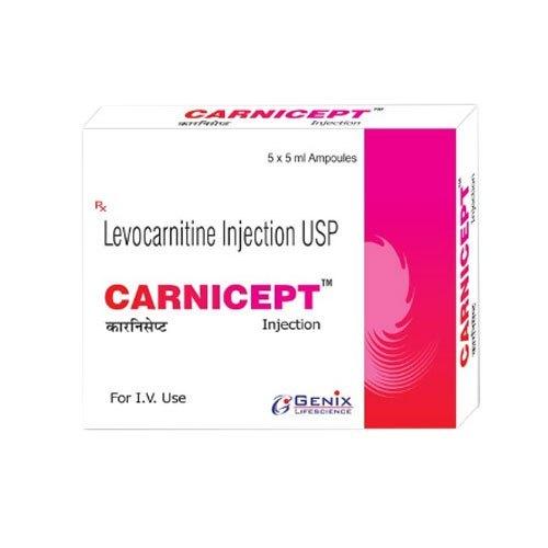 CARNICEPT Levocarnitine Injection