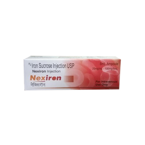 INJ NEXIRON 100mg/5ml